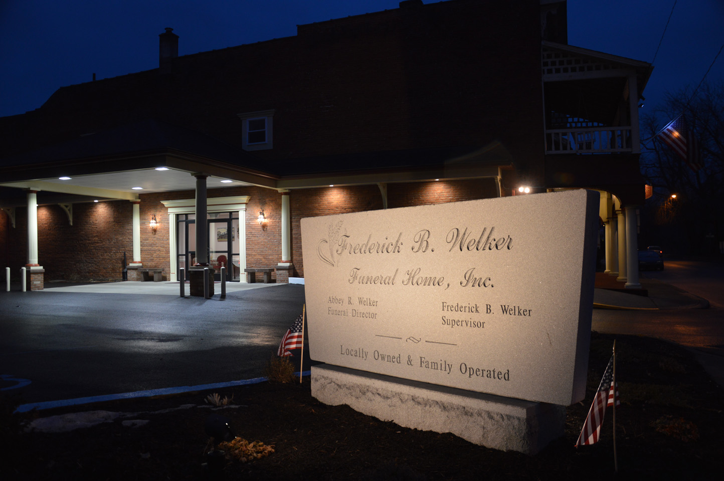 Frederick B. Welker Funeral Home